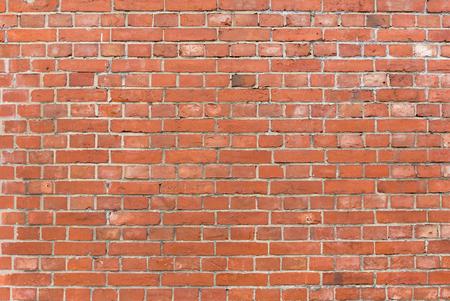 Red Brick wall Background Stok Fotoğraf