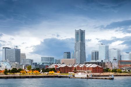 View of Yokohama , Japan