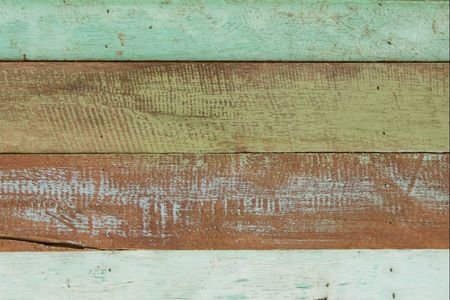 vintage timber: vintage painted wood background
