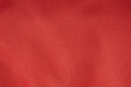 texture of red Chinese new year cloth canvas