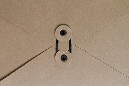 envelope with binding seal Stock Photo - 14856485