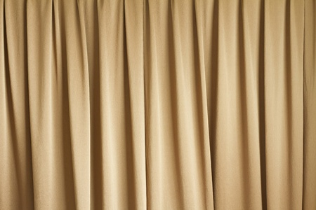 curtain or drapery background