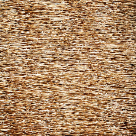 straw mat: hay, dry grass, dry rice texture background