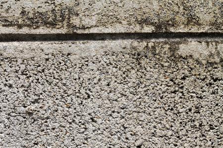 grunge vintage cement border photo