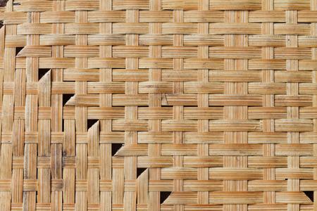 interlace: textured background of interlace bamboo stripe