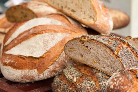 assortment: bread assortment
