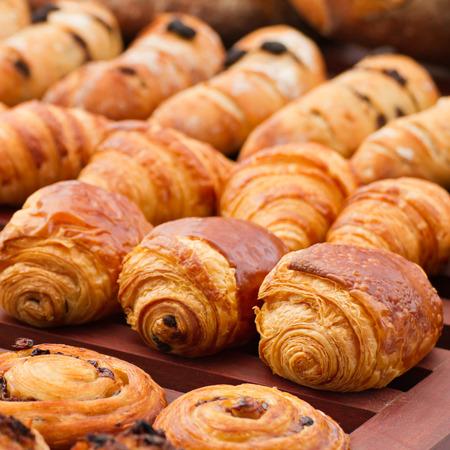 assortment: roll bread assortment Stock Photo