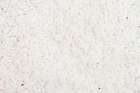 naturist: detatiled texture of shredded coconut
