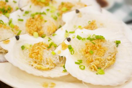 hongkong: scallops, chinese or cantonese style