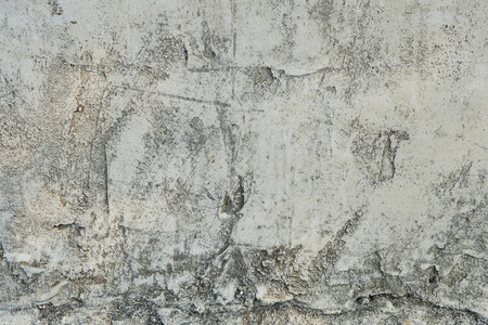 grunge cement wall textured background with border