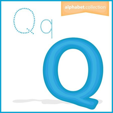 One Letter Of Curve Alphabet , Alphabet Collection