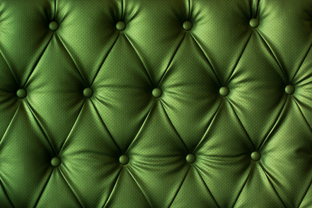 leathern: Green leather, texture