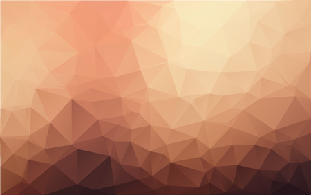 polygonal: Abstract polygonal background