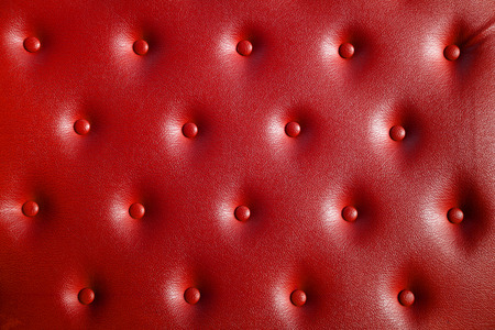 Red leather, texture