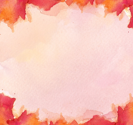 Watercolor frame background, Watercolor paint high resolution