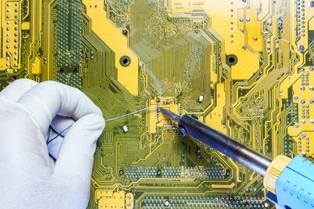 soldering: Soldering