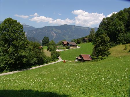 pastoral: Swiss Pastoral Scene