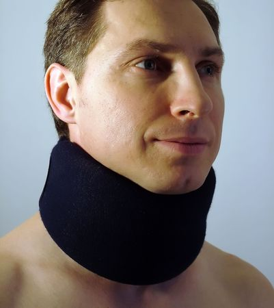 lpn: Semi-rigid cervical collar, collar,support,medical