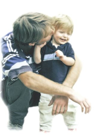 Father and Son Stock Photo - 560476