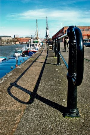 Bristol Harbour Stock Photo - 795498