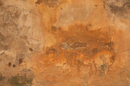 Close up of old wall as abstarct background. Stock Photo