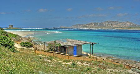Sardinia, beach, Italy,