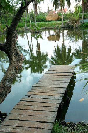 quite: romance and quite bridge in the rural areas