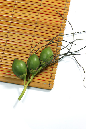 The oldwomen usually use this as hospitality way to welcome the guest, beside they consider this is a medicine to make the teeth stronger, betel combine with areca belong to the vietnam legend about love.