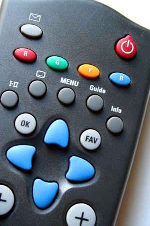 Satellite TV remote