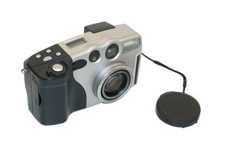 digicam: Compact digital camera Stock Photo