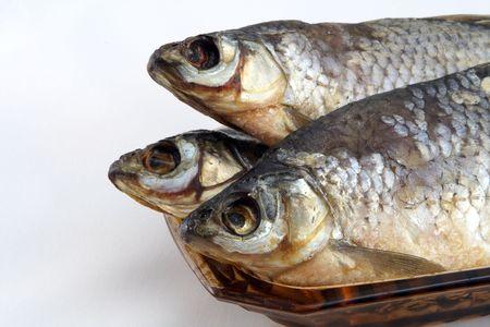 gastronome: three dried roach