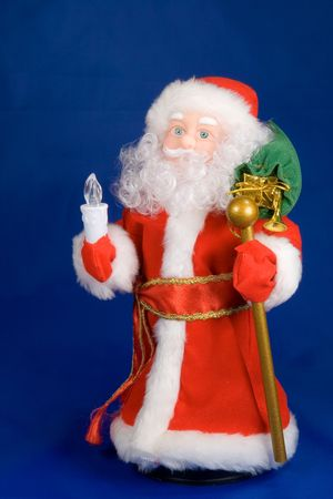kids christmas toy santa photo