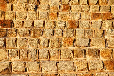 A yellow stone background Stock Photo - 1281800