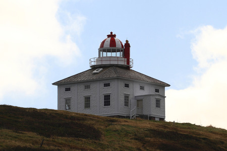 national historic site: Cape Spear Old Light House  second oldest in Newfoundland and Labrador operated since 1836  - National Historic Site of Canada   is build on the most East continental point of North America