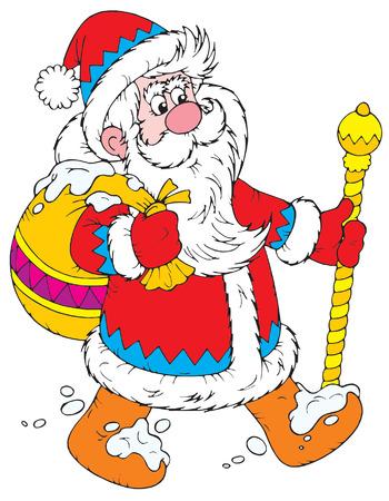 Santa Clause Stock Vector - 1479604