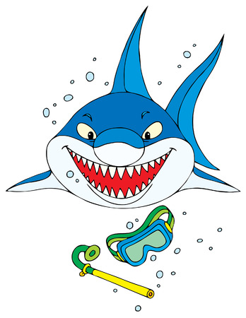 Shark Stock Vector - 1479608