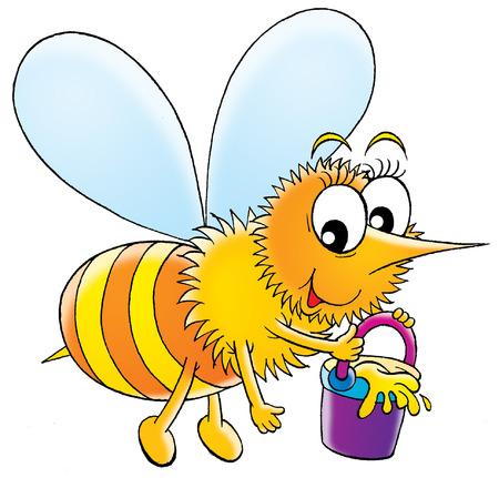 Bee Stock Photo - 1585561