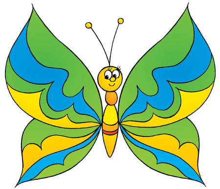 Butterfly Stock Photo - 1592669