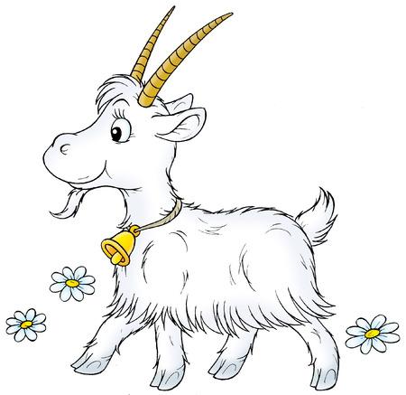 horny: Goat