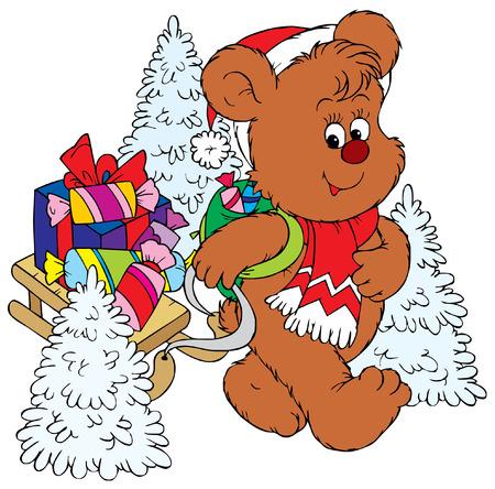 Christmas (vector) Vector