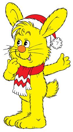 Bunny (vector) Vector