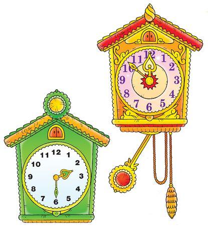 Wall Clocks Stock Photo - 2544064