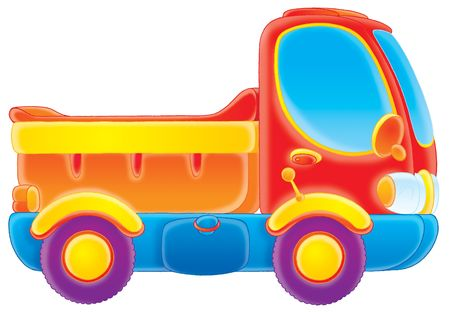 Lorry Stock Photo - 2413574