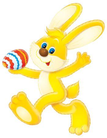 Â¡Pascua Feliz! Foto de archivo - 2507406