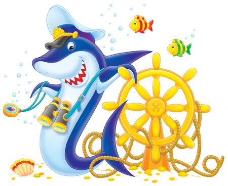 Captain Shark photo