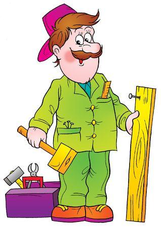 animate: Carpenter