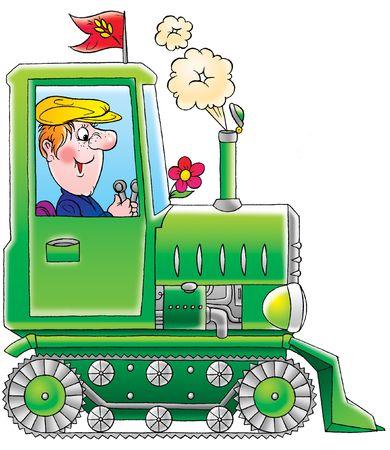 Tractor Stock Photo - 2599119