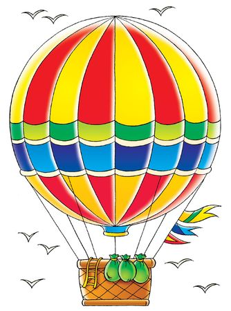 kiddish: Balloon