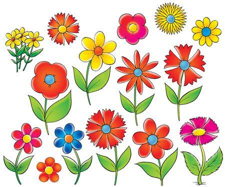 kiddish: flowers