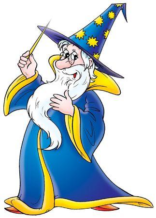 Magician Stock Photo - 2599152